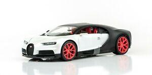 Bugatti Chiron Sport White/Black 1:18 Model Car Maisto Special Edition, New