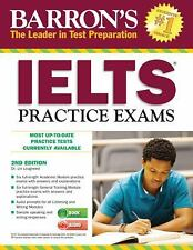 Barron's IELTS Practice Exams with Audio CDs, 2nd Edition: International English