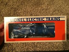1990 Lionel 6-17885 Artrain USA Single Dome Tank Car New