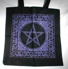 Celtic Pentacle Bag Witchcraft Wiccan Wicca FREE SHIPPING