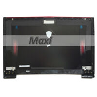 """Original Top LCD Rear Back Cover Case For MSI GT75 GT75VR 17.3"""" 3077A1A211Y31"""