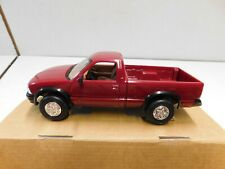 1995 CHEVROLET S10 TRUCK  PROMO MODEL  WITH BOX    RED