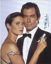 TIMOTHY DALTON CAREY LOWELL REPRINT SIGNED 8X10 PHOTO AUTOGRAPHED MAN CAVE