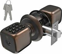 Turbolock TL-111 Digital Door Locks w/ Keypad Knob for Keyless Digital Security