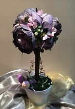Handmade Peony Standing Dried & Artificial Flowers