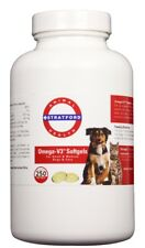 Omega-V3 EFA Softgels for Small & Medium Dogs & Cats (250 count)