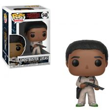 Stranger Things - Lucas Ghostbuster | Funko Pop Fun21485