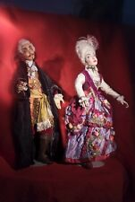 Peter Wolf German Artist  Choice of Court Figural Art Sculptures Art Dolls OOAK
