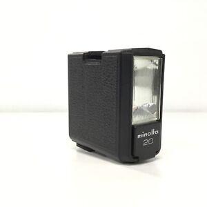 Minolta 20 Electroflash 946D, Japan Made #305