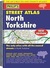 Philip's Street Atlas North Yorkshire: Spiral Edition by Philips