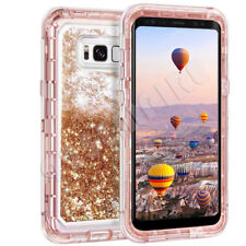 Liquid Glitter Defender Case For Samsung Galaxy S10/S10e/S10 Plus