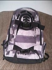 Element Skateboards Bagpack - Old Glory - New Condition - Metal - Striped
