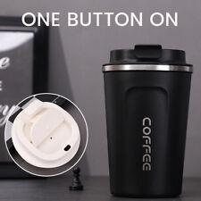 Stainless-Steel Coffee Mug TeaCup Insulated Thermal Vaccum Travel LeakproofCupAU
