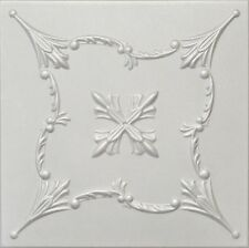 Decorative Ceiling Tiles Styrofoam 20x20 R38 Platinum