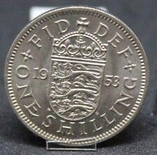 1953 English Elizabeth II 1 Shilling***Collectors***UNC***