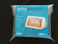 Amazon Echo Show 5 Compact smart display Alexa Sandstone NEW Sealed