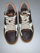 Lacoste Shoes  16STM3911 Sz7.5 Multicolor Brown