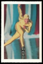 ERIC HEIDEN ROOKIE 1981 SMITHSONIAN CHAMPIONS OF AMERICAN CARD WINTER OLYMPICS