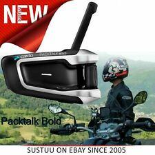Cardo Scala Rider Packtalk Bold Solo│Motorcycle/ Bike Intercom│Bluetooth Headset