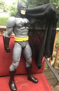 "DC Comics 30"" Batman Action Figure Caped Crusader Collectable"