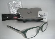 Ray-Ban Tech Liteforce Eyeglasses RB 7037 5433 53MM Dark Green RX Ready Frame