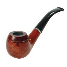 Détective pipe #wooden Deerstalker années 1920 & 1930 déguisements Sherlock Holmes