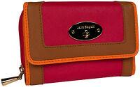 Geldbörse,Portemonnaie, Damen Laura Biagiotti, wallet,  Pink