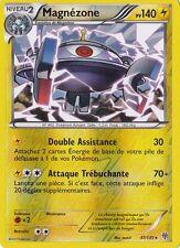 Magnézone Reverse -N&B:Tempête Plasma-47/135-Carte Pokemon Neuve Française