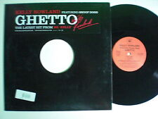 "Kelly Rowland Featuring Snoop Dogg - Ghetto, Vinyl, 12"" Maxi, US'2007, mint-"