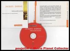 """JACQUES DARRAS """"Poésie Parlée Marchée"""" (CD)"""