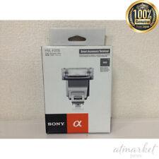 SONY Flash HVL-F20S Camera Silver For NEX-5/NEX-3/NEX-C3 genuine from JAPAN NEW