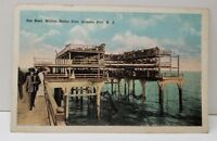 Atlantic City NJ, Net Haul Million Dollar Pier Postcard C21