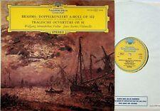 DG TULIPS 139 126 Brahms Double Concerto STARKER Cello SCHNEIDERHAN Violin LP NM