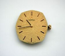 OMEGA CAL.625 MOVEMENT /CRYSTAL/ CROWN/ WORKING/GOOD CONDITION/SOLD AS IS
