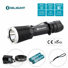Olight m23 Javelot kit cree XP-l LED 1020 LM táctico linterna 18650 baterías