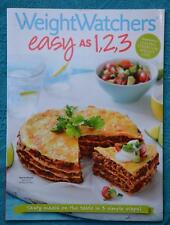 Weight Watchers WEIGHTLOSS PROGRAM Easy as 1,2,3 ~RARE~70 tasty meals in 3 steps