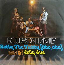 """7"""" 1971 ! BOURBON FAMILY : Bobby The Flobby /MINT-?"""