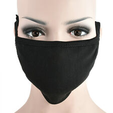 Fashion Black Winter Warm Mouth Anti-Dust Flu Face Surgical Respirator Mask Hot