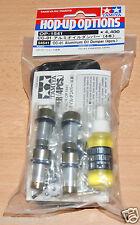 Tamiya 54541 CC-01 Aluminum Oil Damper (4 Pcs.) (CC01/Jeep/XC/Pajero), NIP