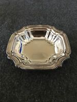 Silver Plated Towle- Candy Dish Bon Bon Bowl Nut Cup