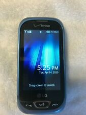 Verizon Opera Mini LG Cell Phone (2014)  for COLLECTORS