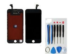 TOUCH SCREEN + LCD DISPLAY RETINA + FRAME PER APPLE IPHONE 5C VETRO modello NERO