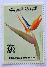 MAROC Yt 948 Timbre neuf  Fleurs - Strelitzia sp.
