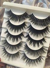5 Pairs Beautiful Soft False Eyelash Multipack Wispy Lashes Like  Lilly Lashes