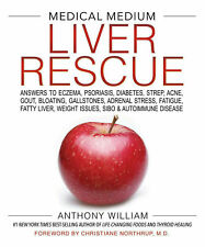 Medical Medium Liver Rescue by Anthony William  + 🎁