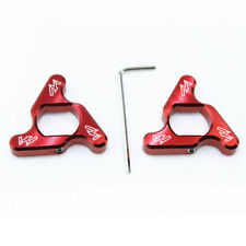 14*18 mm CNC Fork Preload Adjusters CBR900RR 1997-2003 Triumph Speed Four red