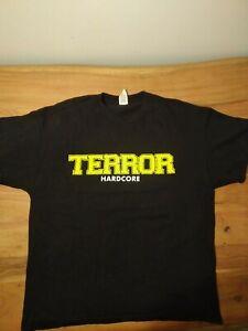 Terror Shirt Hardcore Madball Hatebreed