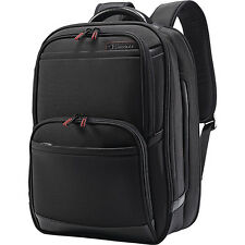 Samsonite Pro 4 DLX Urban Backpack PFT - Black Business & Laptop Backpack NEW