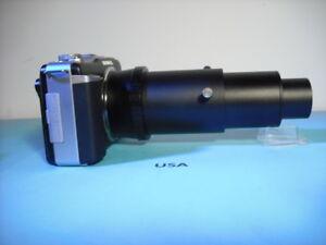 Pentax Q camera adapter 2 Telescope 4 Prime Focus & VARIABLE Projection Photogra