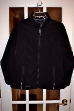 "Eddie Bauer Men's Insulated Jacket Black Size XL Pre-Owned Gently Worn ""Nice"""